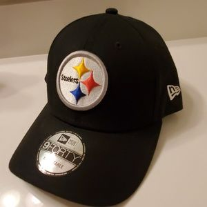 New Era 9Forty Steelers Adjustable Hat